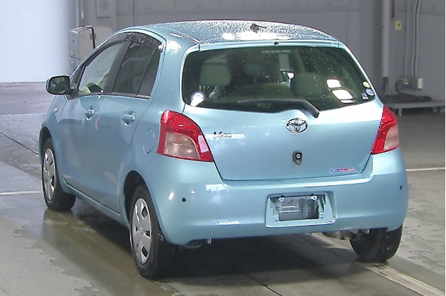 2006 Toyota Vitz for Lesotho to Durban or Maseru|Japanese ...