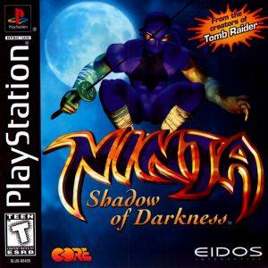 Download Ninja: Shadow of Darkness (1998) PS1