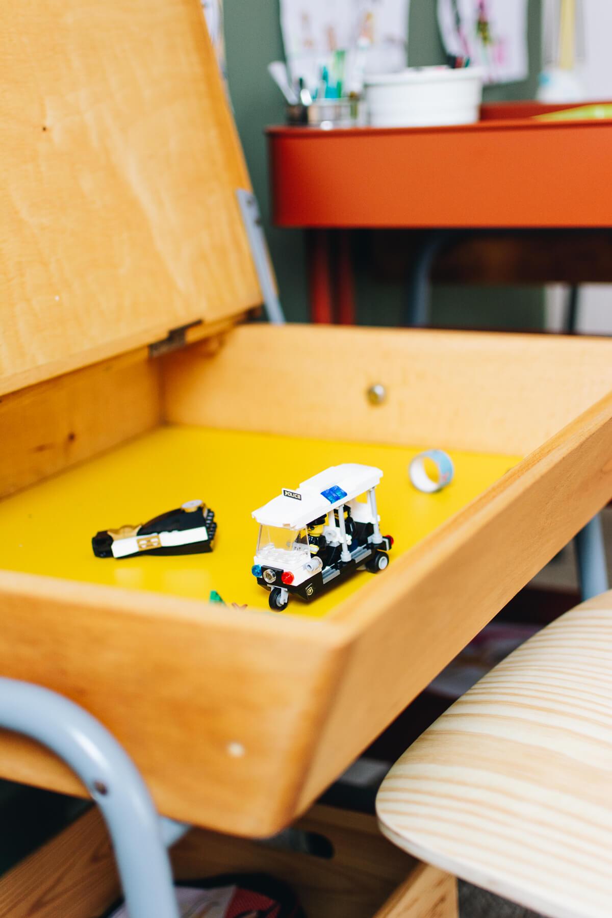 Otwierane biurko