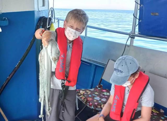 Recetas de pulpo de las excursiones de Pescaturismo