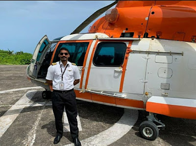 Capt Sanjith Christopher