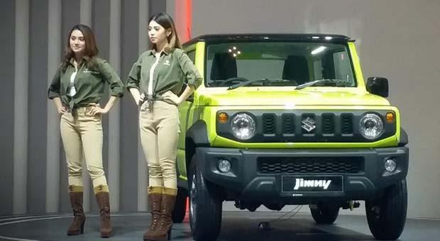Pengguna yang Jual Jimny 2019 Kemahalan Bisa Kena Sanksi Suzuki