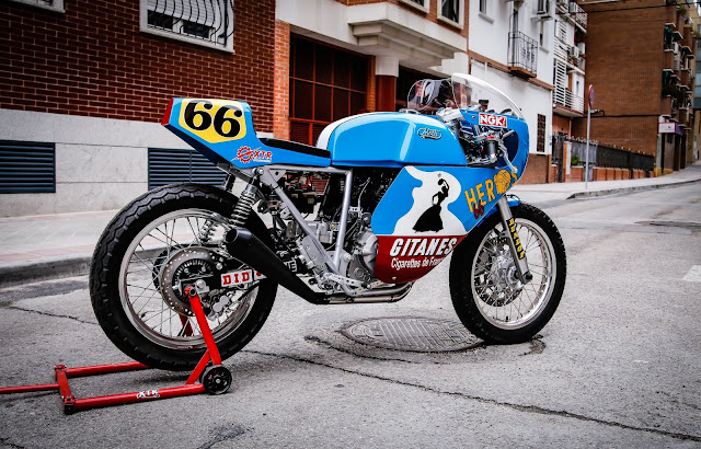 Mash TT 40 By XTR Pepo Hell Kustom