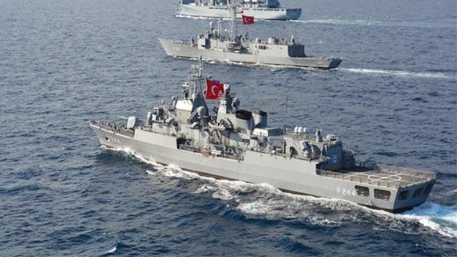 Το επόμενο «χτύπημα» της Τουρκίας: Γεωτρήσεις νότια της Κρήτης