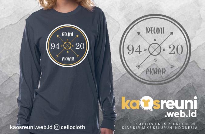 Desain Kaos Reuni Akbar 94 20 - Kaos Reuni