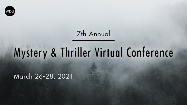 WD Mystery & Thriller Virtual Conference