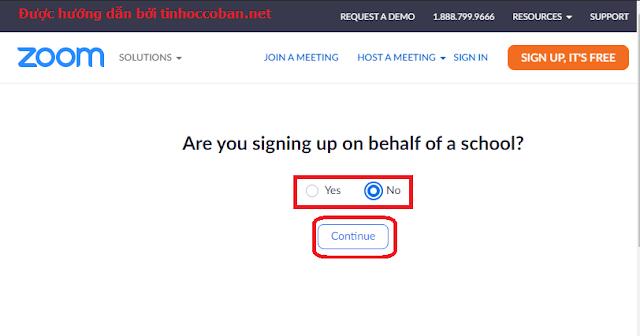 Chọn đối tượng Đăng ký tài khoản là gì? - tinhoccoban.net