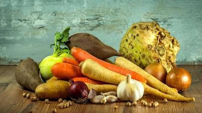 Sayur dan Buah Dapat Menetralisir Asam Urat Dalam Tubuh