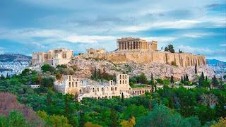 Roma cedió la isla a Atenas