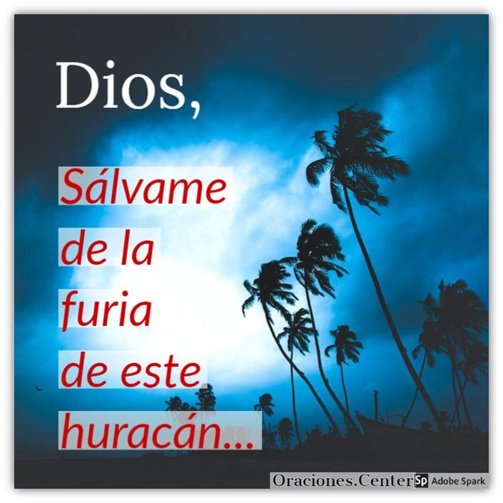 Padre Nuestro - Oración Contra Huracanes.