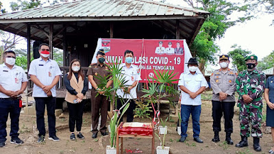Positif Covid-19, Pemkab Mitra Siapkan Rumah Isolasi Terpusat