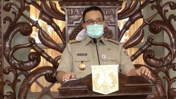 Karantina Wilayah Ditolak, Anies Akan Bagi-bagi Masker Gratis ke Kelurahan!