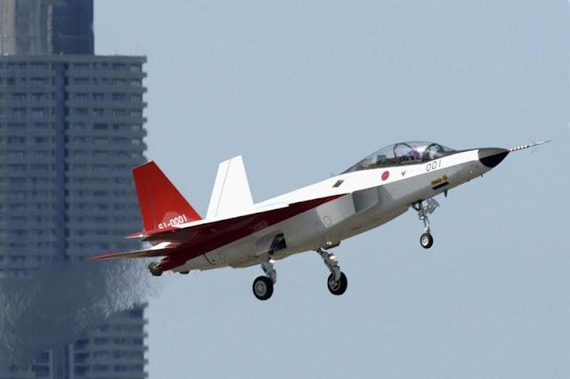 Japan made next generation fighter