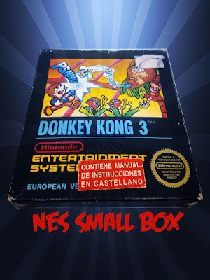 juegos nes caja pequeña