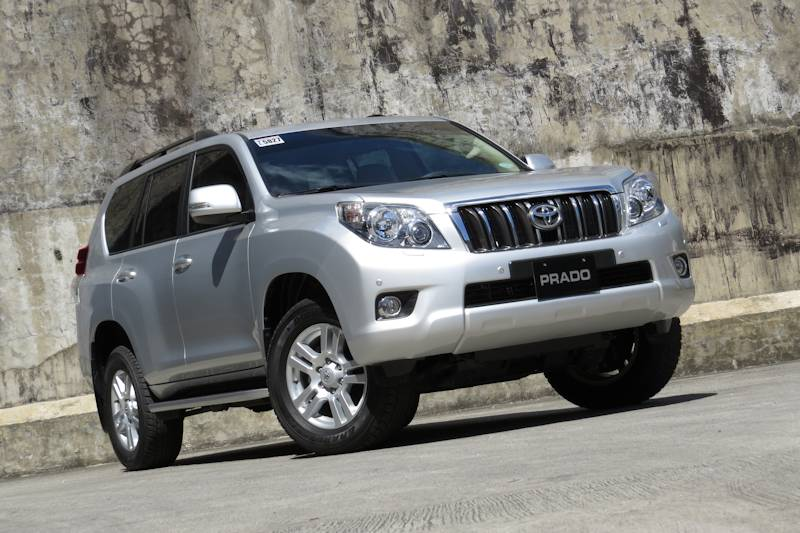 Review: 2013 Toyota Land Cruiser Prado 4 0 V6 | Philippine Car News