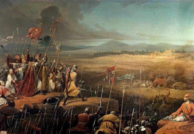 Battle of Antioch Byzantium.filminspector.com