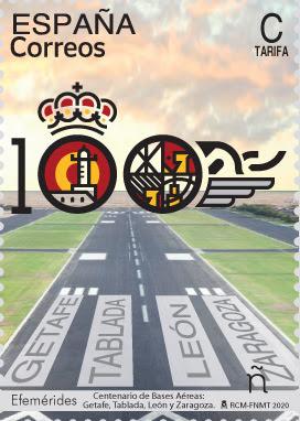 Centenario de Bases Aéreas