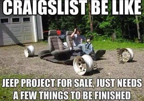 Life's A Beach: Don't Be Pregnant On Craigslist & Other Online Sales