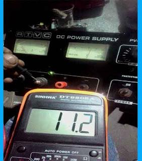 Power Supply RTVC