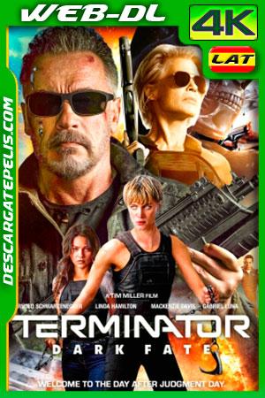 Terminator: Destino oculto (2019) 4K WEB-DL AMZN Latino – Ingles