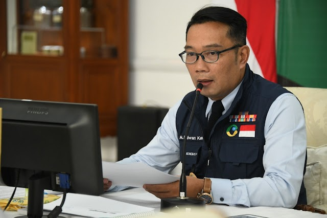 Turut Mengedukasi Masyarakat Soal Covid-19,  Gubernur Jabar Apresiasi Media Massa