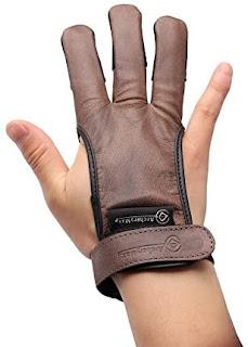 three rivers archery hand gloves