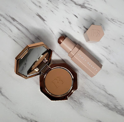 Review: Fenty Beauty Lil' Bronze Duo