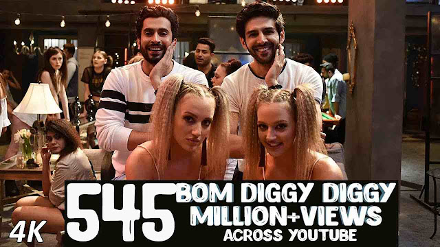 lyrics bom diggy - Zack Knight & Jasmin Walia