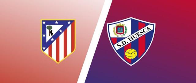 مشاهدة مباراة اتليتكو مدريد ضد هويسكا 22-04-2021 بث مباشر في الدوري الاسباني
