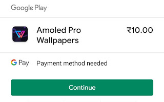Paytm Google Play Store offer