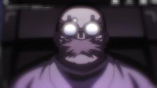 ヒロアカ | 超常解放戦線 | 殻木球大 | 氏子達磨 | Dr. Kyudai Garaki | Ujiko Daruma | My Hero Academia | Hello Anime !
