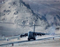 From Chandigarh To Ladakh, Air Force Lifts Record Load In 6 Hours