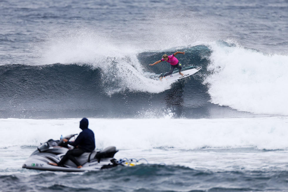 2 Stephanie Gilmore Drug Aware Margaret River Pro mujeres Foto WSL Ed Sloane