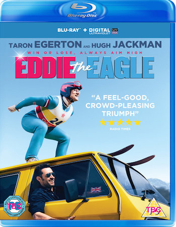 Eddie The Eagle 2016 Dual Audio Hindi 480p BluRay 300mb