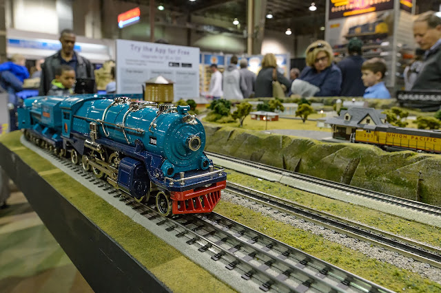 Tinplate at The World's Greatest Hobby on Tour