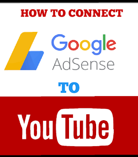 How to connect YouTube videos to AdSense and make money.