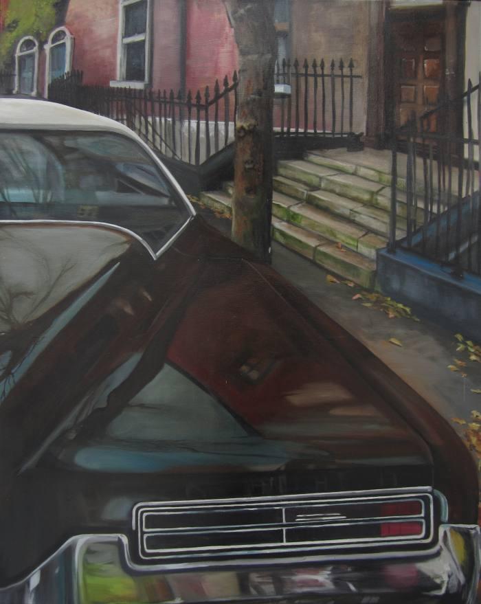 Ирландский художник. Shane Sutton