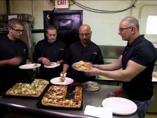 Aponte's Pizzeria Restaurant Impossible