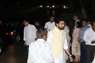 Actress Aishwarya Rai Father Prayer Meet Set 1  0065.JPG