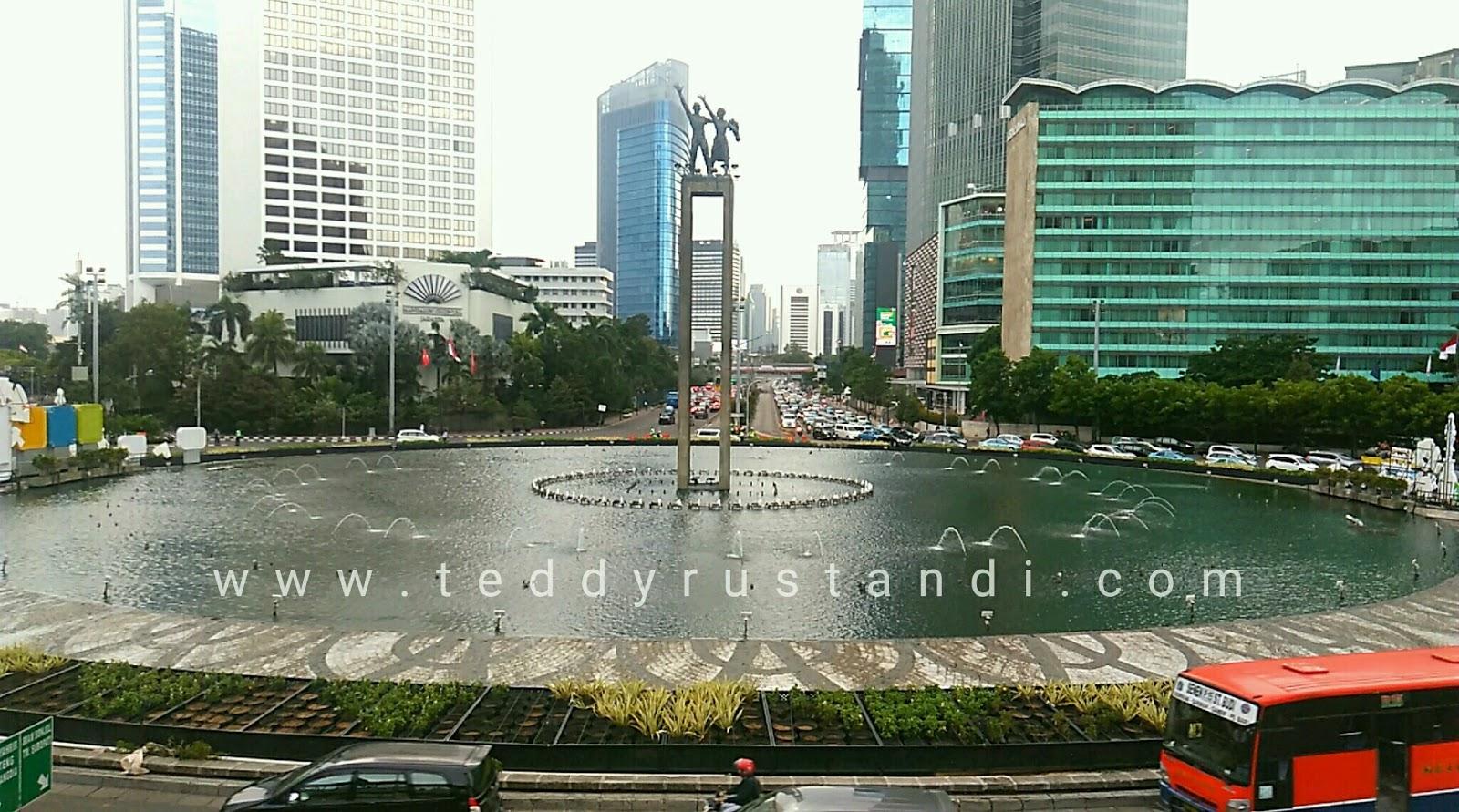 Blusukan Ke Stasiun Bawah Tanah Bundaran Hi Mrt Jakarta Catatan