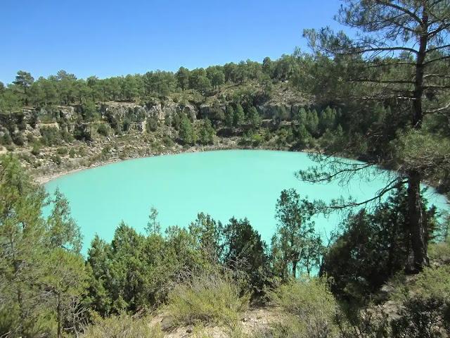 Laguna del hoyo