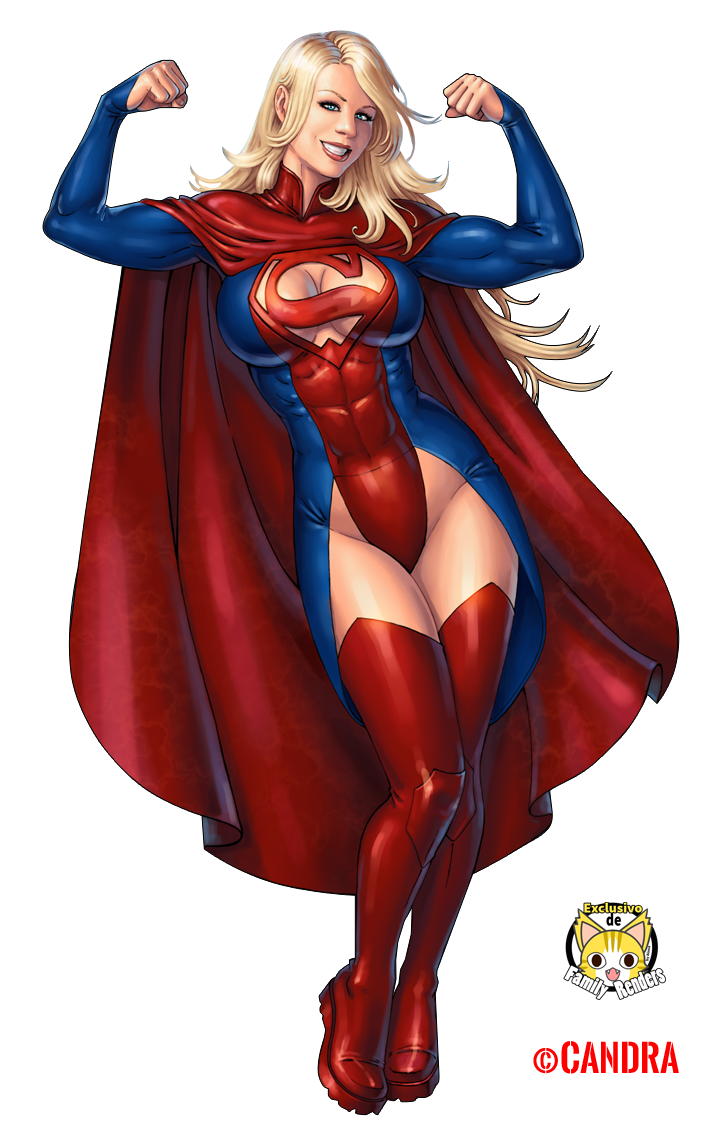 Render Supergirl