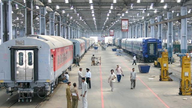 Railway MCF Raebareli Recruitment Railway Naukri
