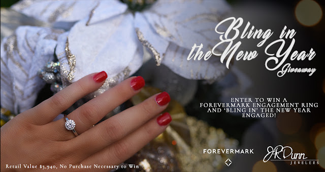 New Year Engagement Ring Giveaway