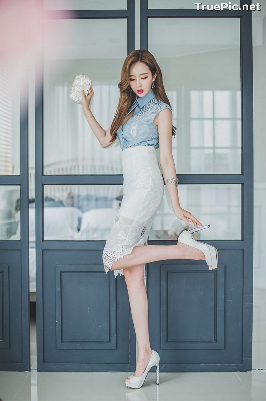 Image Lee Yeon Jeong – Indoor Photoshoot Collection – Korean fashion model – Part 21 - TruePic.net - Picture-10