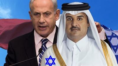 إسرائيل وقطر