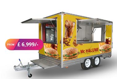 Best McHalumi Burger Franchise Offer 2020/2021