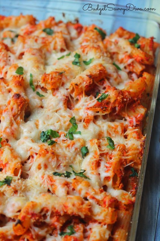 CHICKEN PARMESAN BAKED PASTA RECIPE #recipes #dinnerrecipes #quickdinnerrecipes #deliciousdinnerrecipes #quickanddeliciousdinnerrecipes #food #foodporn #healthy #yummy #instafood #foodie #delicious #dinner #breakfast #dessert #lunch #vegan #cake #eatclean #homemade #diet #healthyfood #cleaneating #foodstagram