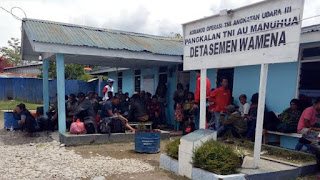 Wamena: Korban Meninggal Bertambah Dan Puluhan Luka-Luka, Termasuk 'Kena Bacok, Parang, Panah'