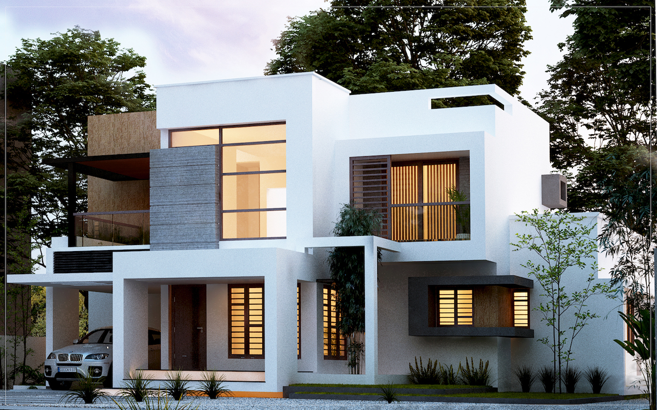 2300 sq ft 4 BHK Independent House in Kerala